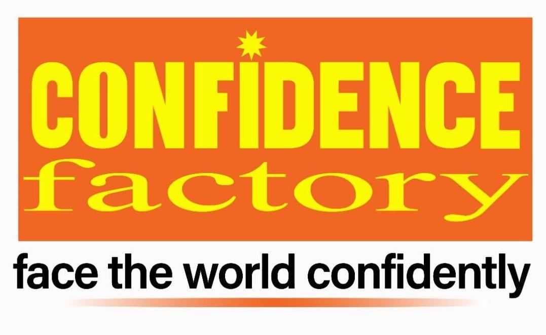 confidence factory logo